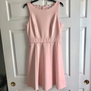 Elle Fit and Flare Dress